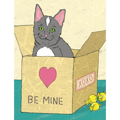 Be Mine Cat