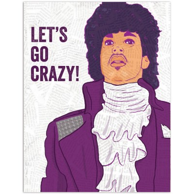 Prince Let's Go Crazy
