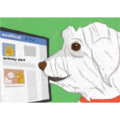 Woofbook Birthday