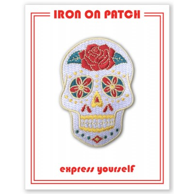Patch - Sugar Skull