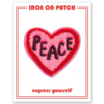 Patch - Peace Heart