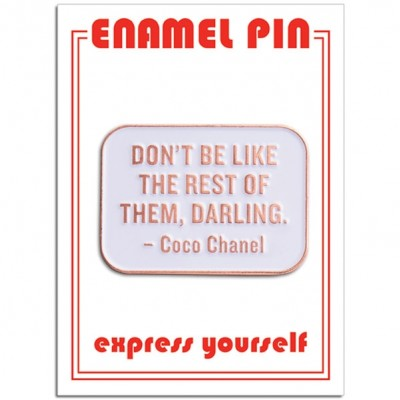 Pin - Coco Chanel Quote