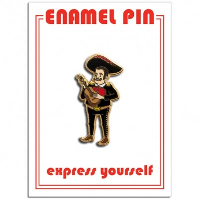Pin - Mariachi Player