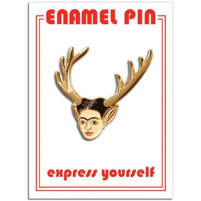 Pin - Deer Frida