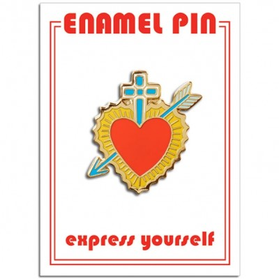 Pin - Sacred Heart