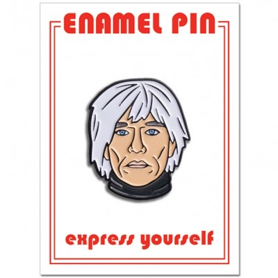 Pin - Andy Warhol