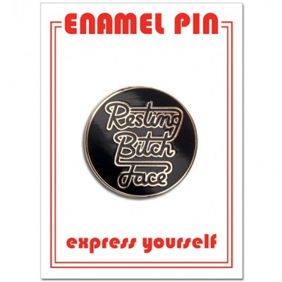 Pin - Resting Bitch Face