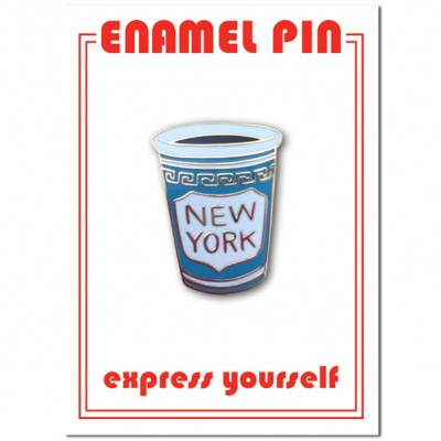 Pin - NYC Coffee