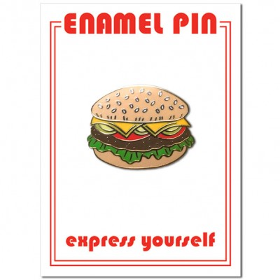 Pin - Hamburger