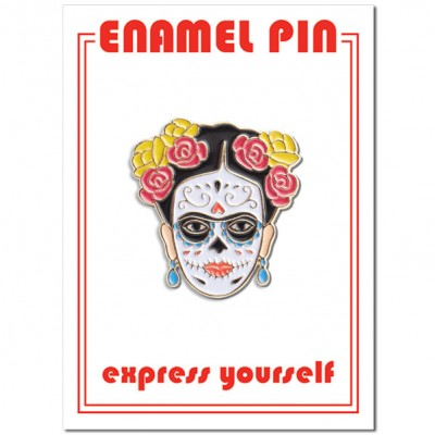 Pin - Artista Mexicana Sugar Skull