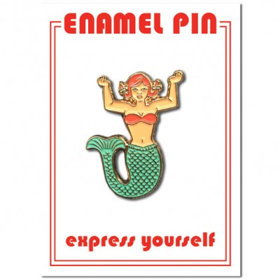 Pin - Mermaid