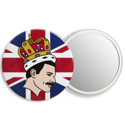 Pocket Mirror - Freddie Mercury