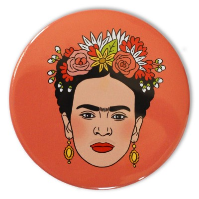 Pocket Mirror - Frida