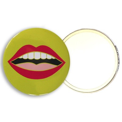 Pocket Mirror - Lips