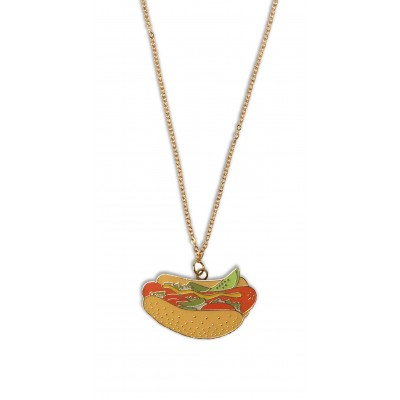 Necklace Hot Dog
