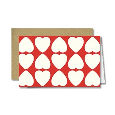 Red Hearts Enclosure (8/box)