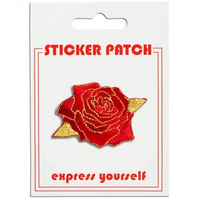 Sticker Patch - Rose